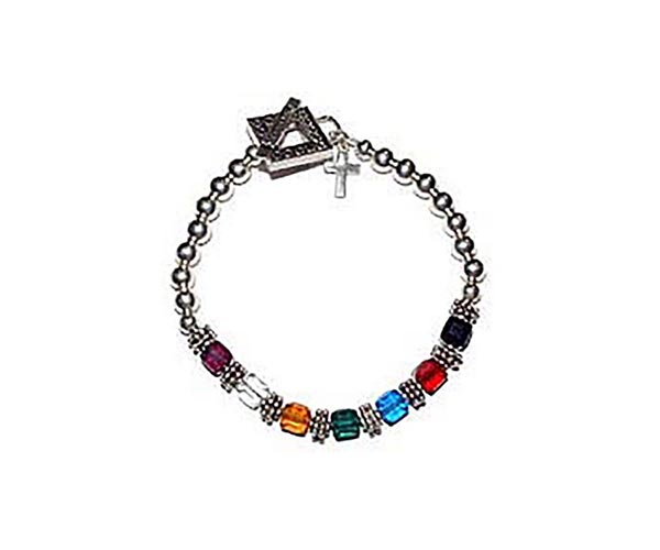 6mm sq Salvation Bracelet