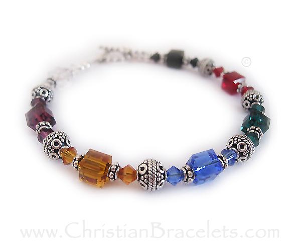 """Salvation Bracelet - size 7"""""""