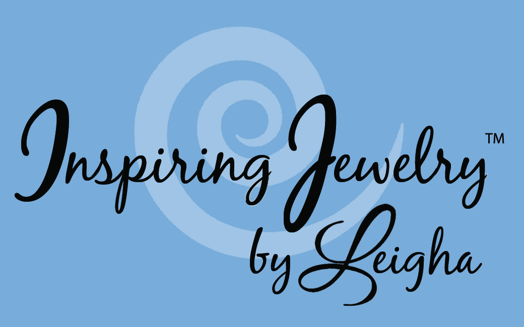 Inspiring Jewelry by Leigha Trademarked Logo