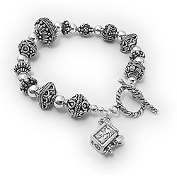 Blessing Box Bracelet with a Prayer Box