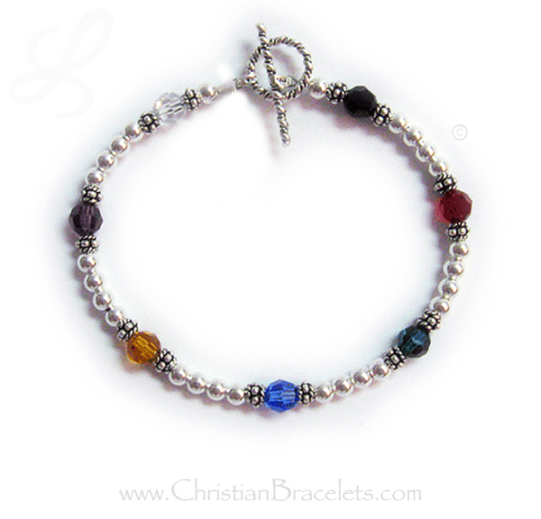 Colorful Witness Bracelet no9