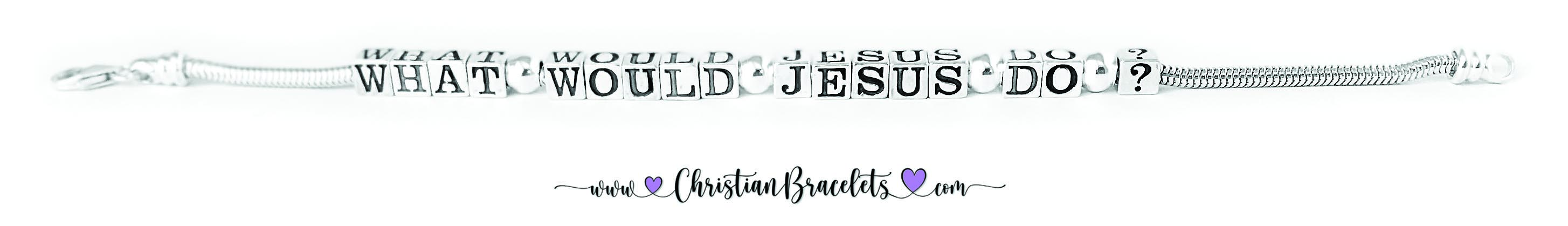 Gallery of What Would Jesus Do? Bracelets